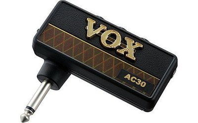 ☆ 唐尼樂器︵☆ VOX amPlug AC30/ Lead/ Classic Rock/ Metal/ Bass/ Acoustic 電吉他音箱前級模擬