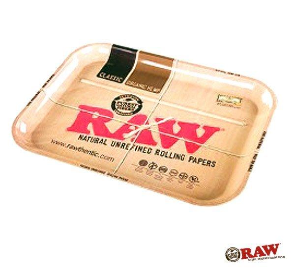 GOODFORIT / 西班牙RAW XXL Rolling Tray分隔線巨型鐵盛盤(500 x 380mm)