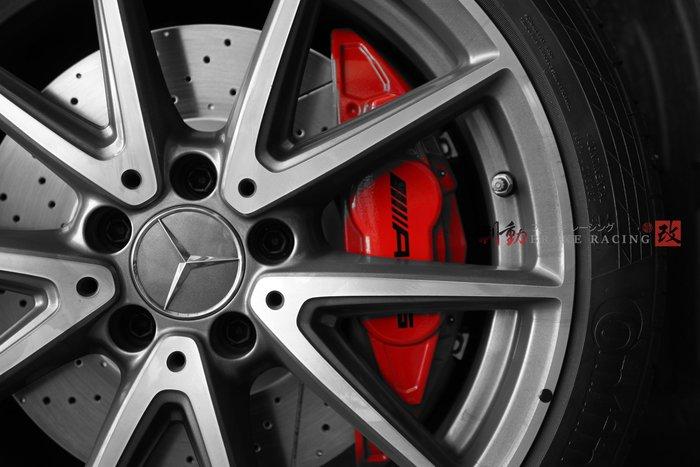 ㊣M-Benz A-Class W176 專用 A45 AMG 原裝四活塞卡鉗組 A180 A250歡迎詢問 / 制動改