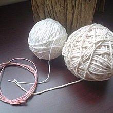 石小藍~細白棉繩~直徑約0.1~0.15公分~約120公克約12000公分~服飾吊卡卡片穿