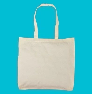 【ESHENG熱昇華轉印專家】青菜在這/ 胚布購物袋(10個/包)