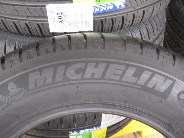 [正大] 輪胎 米其林 SAVER+ 195/60/15全新胎完工價一2500元德國三D電腦四輪定位