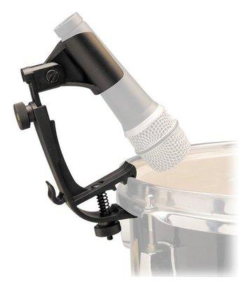 ☆ 唐尼樂器︵☆ Superlux HM25 爵士鼓麥克風夾座(夾鼓邊可調整緊度及伸縮調整麥克風高度)