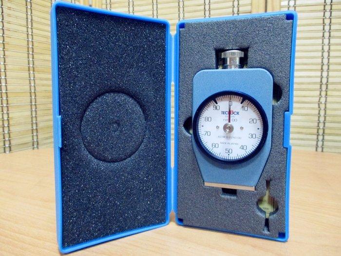 康榮科技二手儀器領導廠商Teclock GS-754G (GS754G) Hardness Tester