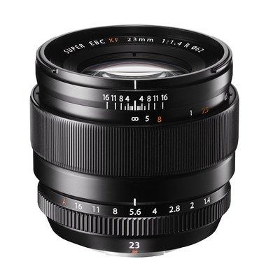 【高雄四海】Fujifilm 富士 FUJINON XF 23mm F1.4 R 全新平輸.一年保固.小廣角街拍/小品