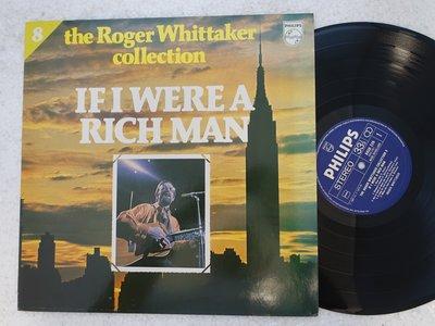 【柯南唱片】Roger Whittaker (羅傑惠特克)//7211 226 >>荷版LP
