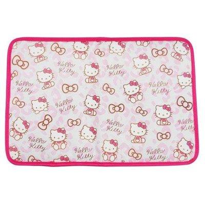 尼德斯Nydus~* 日本正版 三麗鷗 凱蒂貓 kitty 零錢包 證件夾 護照套 多用途 手拿包 手帳 粉色蝴蝶結