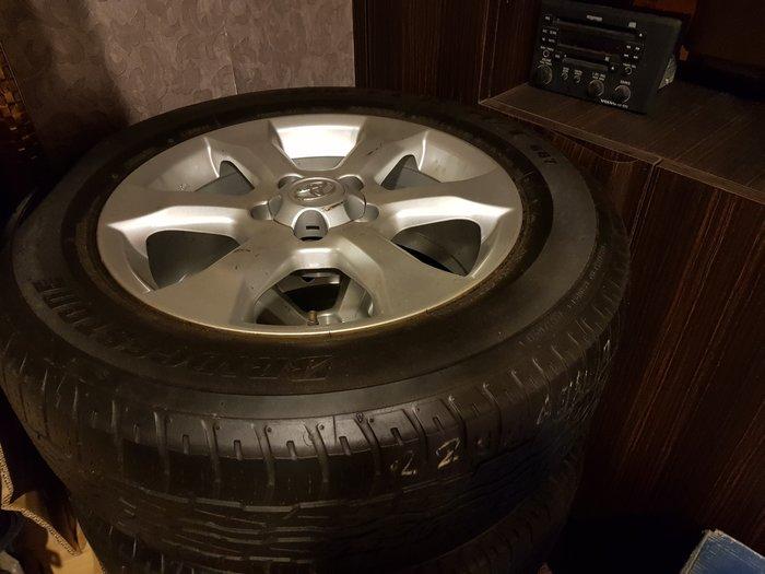 我最便宜 255/65/16 日本胎 16吋輪胎 (買一送一)265/65/16 巧克力胎