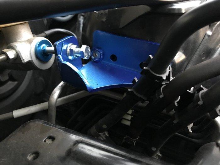 ☆光速改裝精品☆SUBARU BRZ 煞車總泵頂 煞車頂桿