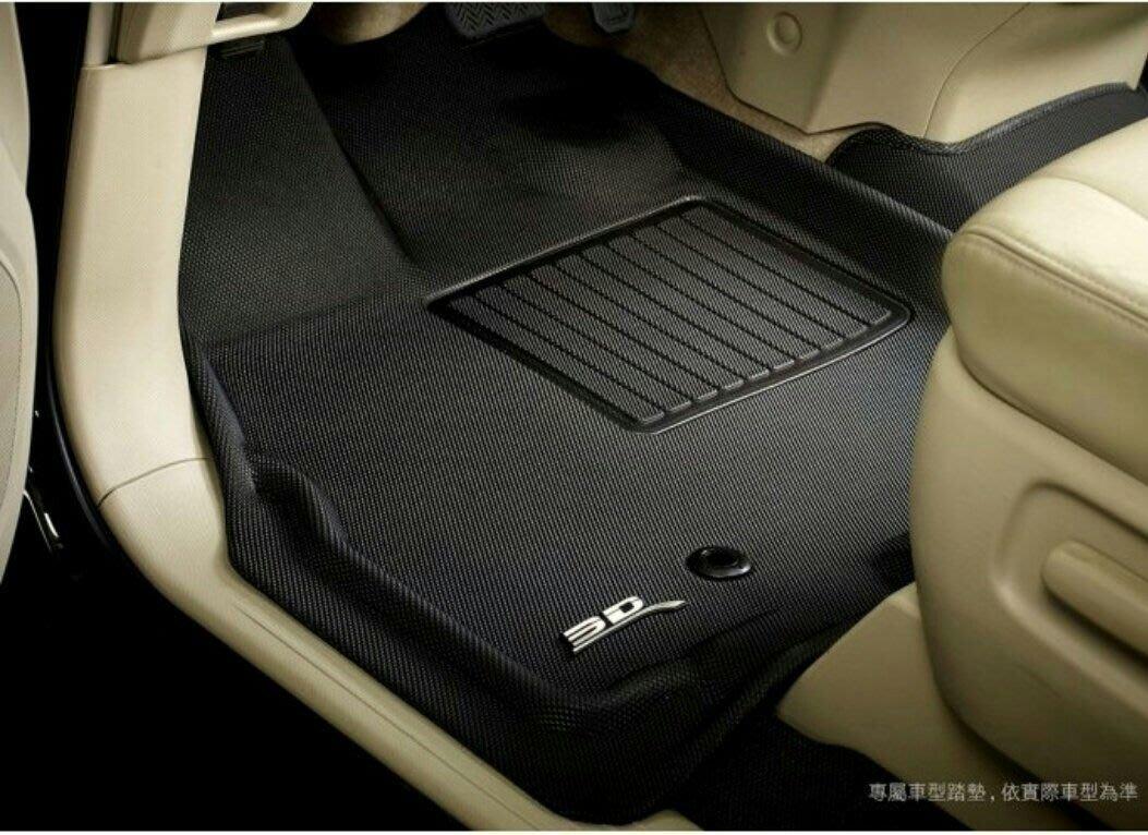 【峰揚】Mazda(馬自達)CX-5  2017 二代 神爪 卡固 3D(極致紋理,防水易洗)腳踏墊 汽車踏墊