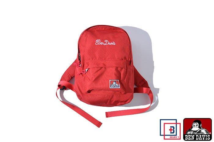 【Brand T】免運 BEN DAVIS DAYPACK FOR KIDS 紅色*後背包*肩背包*猩猩*猿人*書包