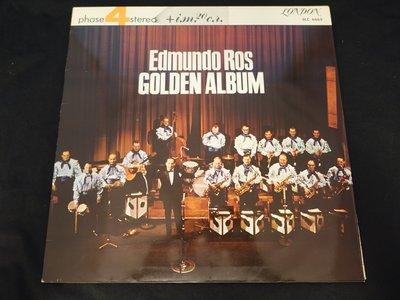 【柯南唱片】Edmundo Ros // Golden Album>>日版LP