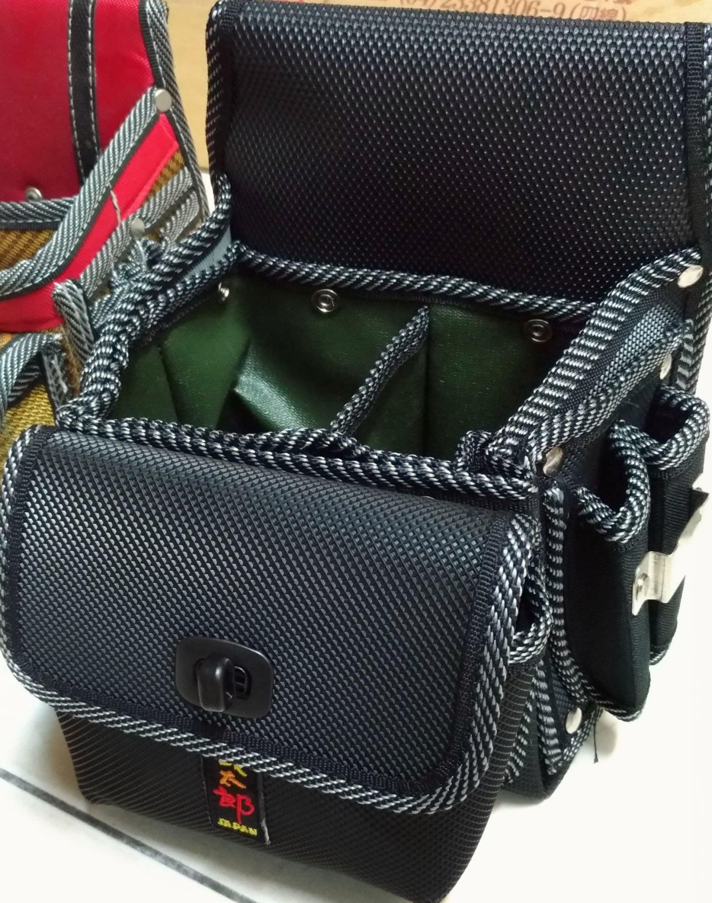 [CK五金小舖] 茂太郎 雙孔釘袋 工具包 工具袋 TY-52