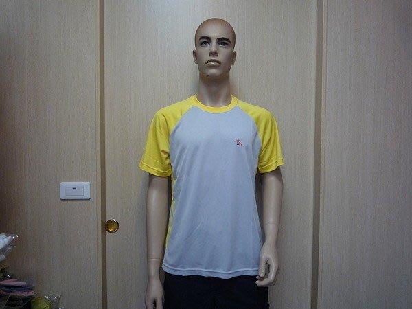 「喜樂屋戶外」台灣製圓領T恤排汗衫排汗衣抗UV透氣、快乾、不黏身# H23006換季此分類選4件$1000 團體服訂製