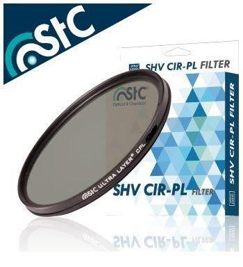 晶豪泰 【 STC 】Ultra Layer CPL Filter 72mm 輕薄透光 環形 偏光鏡