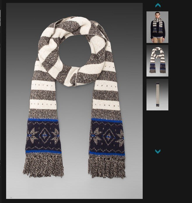 MISHIANA 品牌 SCOTCH SODA 羊毛材質圍巾 (男女適用.新款上市.特價出售)