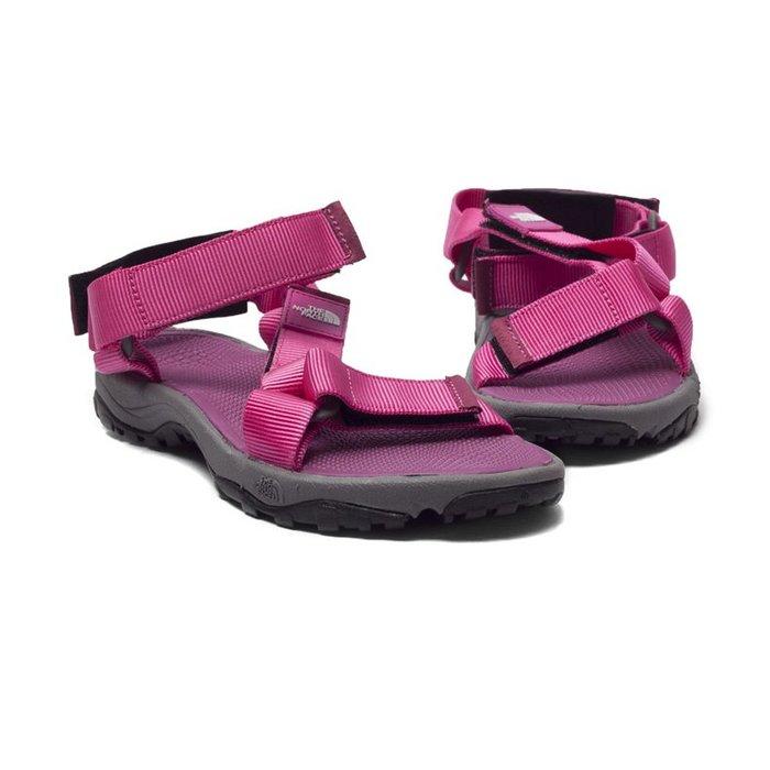 =CodE= THE NORTH FACE LITEWAVE SANDAL 魔鬼氈涼鞋(紫灰)NF00CC2Z-GTK女