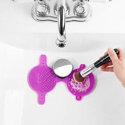 【愛來客】美國Sigma 副品牌Practk Palmat 洗刷墊 洗刷手套 簡易刷具清潔墊 紫 藍 綠 三色可選