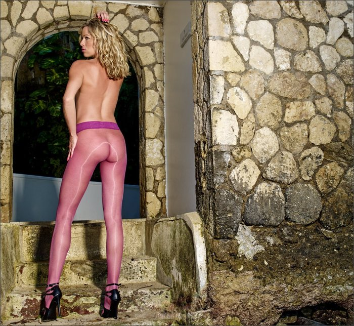 °☆就要襪☆°全新西班牙CECILIA DE RAFAEL LIBERO 3D萊卡完全無痕高光澤油亮絲襪(15DEN)