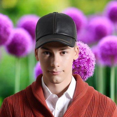 高檔牛皮棒球帽 2003 明線車縫工藝 運動褲 泳褲 內褲 羊皮帽 牛皮帽