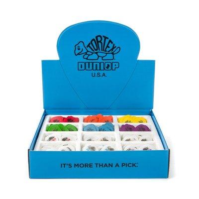 大鼻子樂器 Dunlop 彈片展示組 432片1盒 MD1801