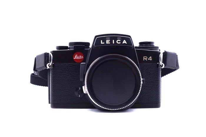【台中青蘋果】徠卡 Leica R4 黑機 單機身 底片相機 R卡口 #20220