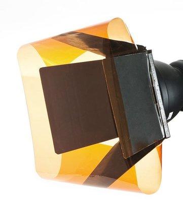 呈現攝影-閃光燈濾色片(Orange淡橙) FORMATT A2 矯色用/色溫片 攝影燈 錄影燈 LED燈 SB-900※