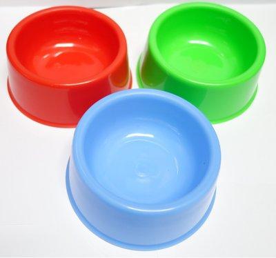 【優比寵物】Crown實用寵物碗NO.264/狗碗/食器/食皿(M)寬20公分、高6.5公分 /產地:台灣
