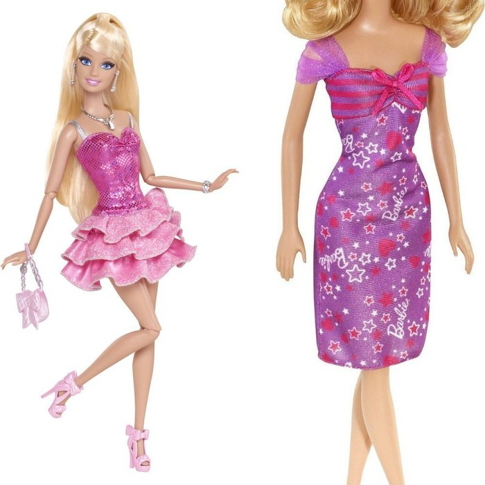 ♥可兒派對♥ 芭比娃娃 可兒娃娃 莉卡娃娃 LICCA 衣服 洋裝 Doll Dress
