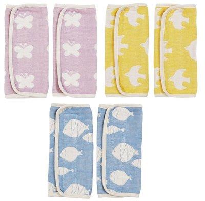 尼德斯Nydus~* 嚴選日本製  嬰兒/Baby用品 口水墊 口水巾 100%棉 16x21 cm-共3色