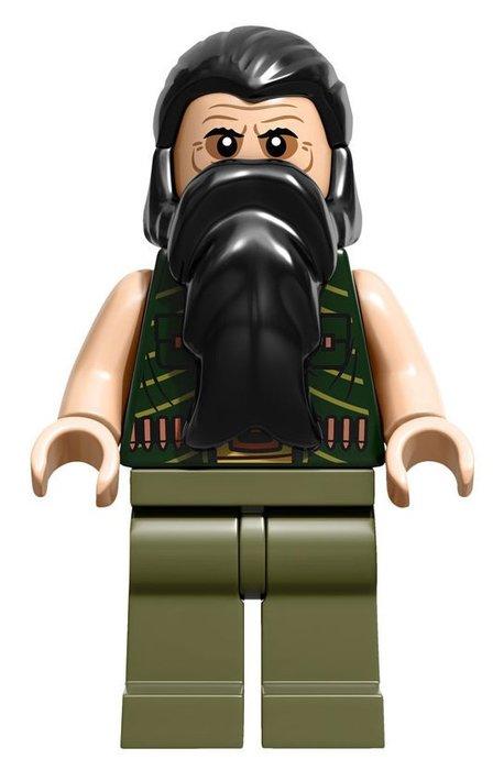 絕版品【LEGO 樂高】全新正品 益智玩具 積木/ 超級英雄系列   單一人偶: 滿大人The Mandarin