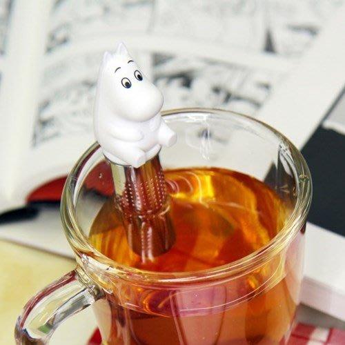 Ξ ATTIC Ξ 韓國MIKEEP~ Tea Infuser Moomin 創意造型 姆明 不鏽鋼濾茶器泡茶器茶漏