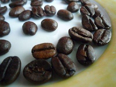 嚴選特級烘培咖啡豆 (一包半磅 ) G...