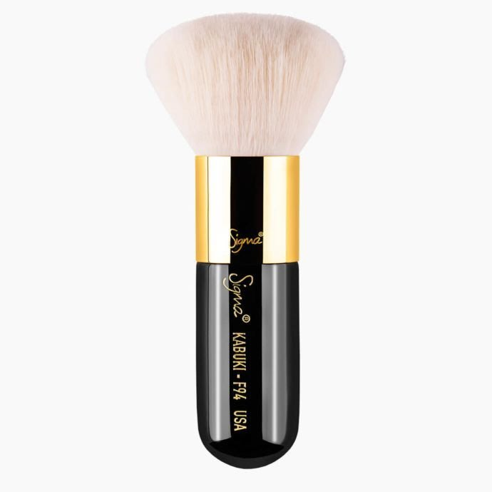 Sigma F94 Kabuki BrushGold(金環) 【愛來客】美國官方授權經銷商 專業化妝刷 蜜粉刷 腮紅刷
