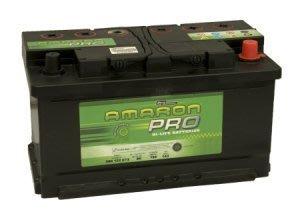 ◇光速LED精品◇AMARON PRO DIN80 80AH 銀合金電池 FOCUS 柴油車 VW  AUDI