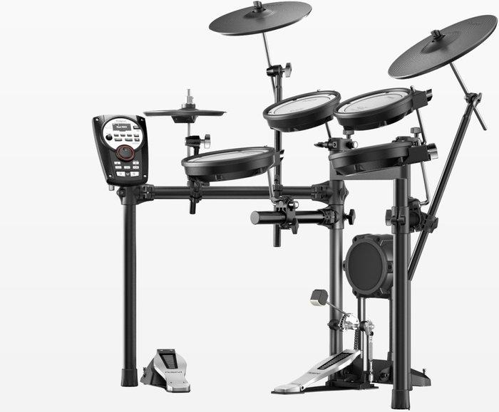 【六絃樂器】全新 Roland TD-11KV  專業級全網狀鼓面電子鼓 / 現貨特價 全省免運優惠實施中