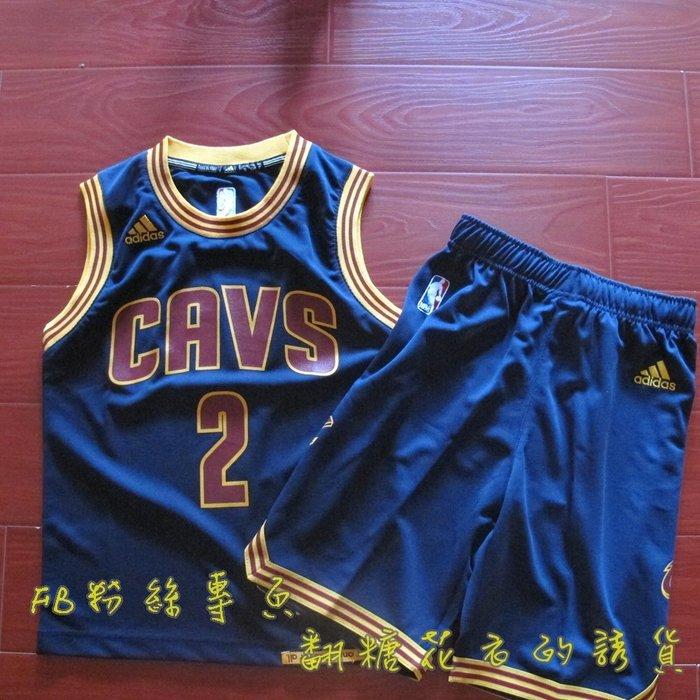 美國NBA官網正品兒童adidas球衣成人版青年版騎士隊Kyrie Irving James J.RSmith 套裝區