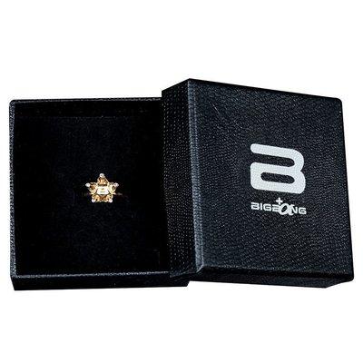 附盒子唷~ bigbang 皇冠燈 權志龍top GD戒指 指環 飾品 現貨