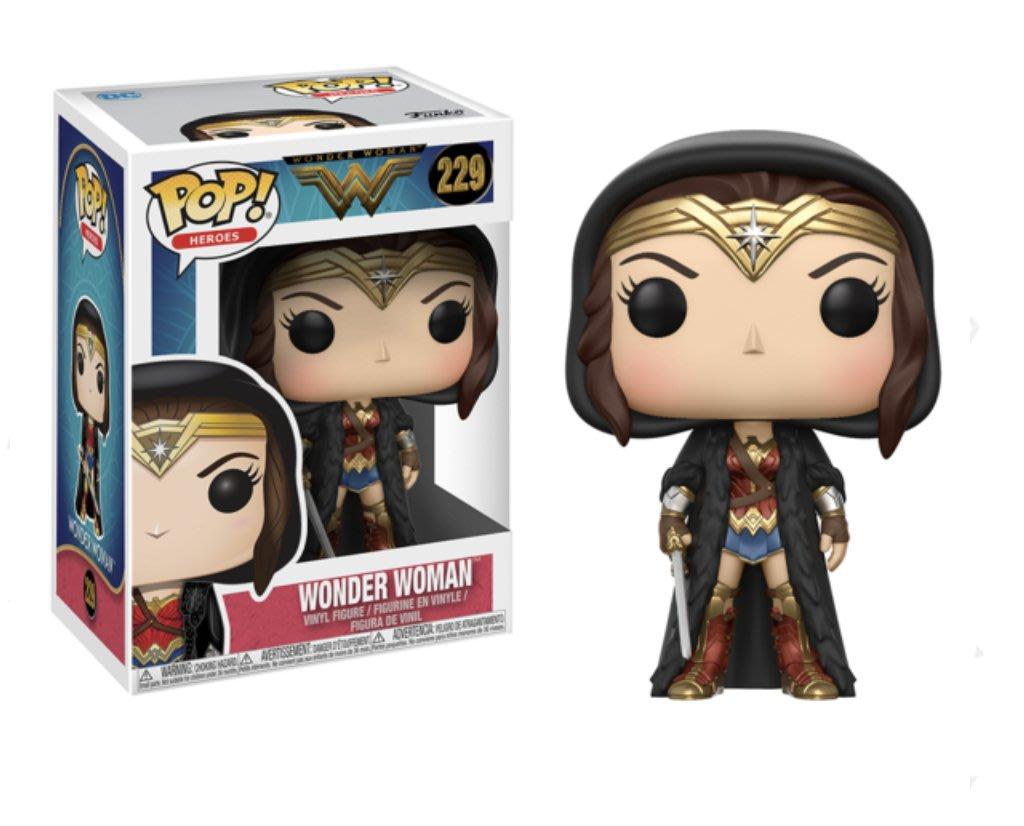 代購 FUNKO POP Heroes Wonder Woman 神力女超人 預購