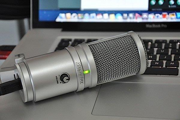 舒伯樂 Superlux E205U USB 電容麥克風專業人聲唱歌最佳選擇大振膜電容式麥克風錄音室送166種音效軟體
