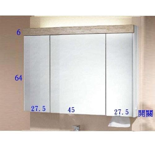 浴室精品 推薦@成舍衛浴 @多功能鋁框鏡櫃∼含面紙抽+T5燈+水晶造型