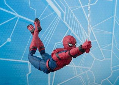 【紫色風鈴3.3】SHF可動蜘蛛俠Spider-Man 小蟲返校季漫威蜘蛛人 港版