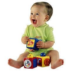 瑋瑋城堡-玩具出租 Fisher Price費雪 疊疊小方塊(C) 可租日約11/13日起