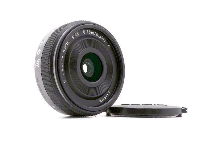 【台中青蘋果】Panasonic Lumix 14mm f2.5 二手 定焦鏡 鏡頭 #26113