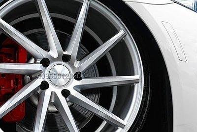 類VOSSEN CVT新式樣BENZ/AUDI/VW/SKODA 5孔112 18吋鋁圈19吋鋁圈