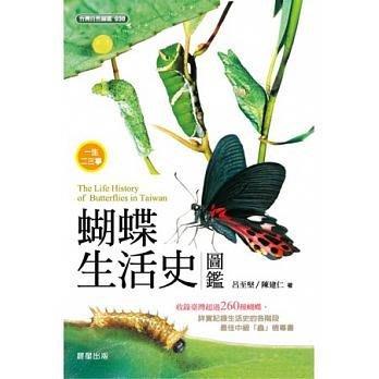 【大卫】晨星/图鑑:蝴蝶生活史图鑑(吕至坚, 陈建仁) 只要563