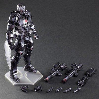 【紫色風鈴3.3】動漫復仇者聯盟3 鋼鐵人 PA改2代1/6 戰爭機器可動 港版