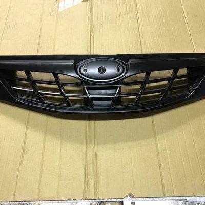 大緯精選 Subaru Impreza 水箱護罩 08-11年 平光黑 副廠件