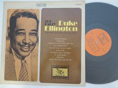 【柯南唱片】Duke Ellington (艾靈頓公爵)//FS221>>美版LP