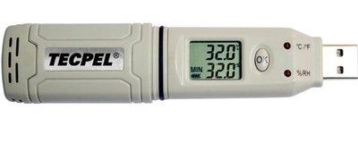 TECPEL 泰菱》溫濕度紀錄器 USB記錄  溫濕度 溫溼度紀錄器 TR-32